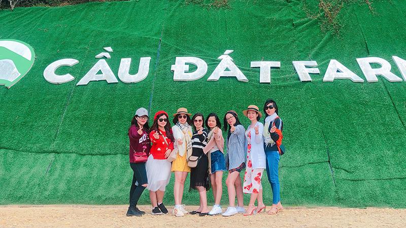 Company trip 2019 - Đà Lạt