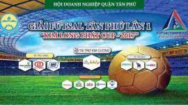 Trường Thịnh Group hòa cùng với Giải Bóng Đá Futsal Tân Phú Lần 1