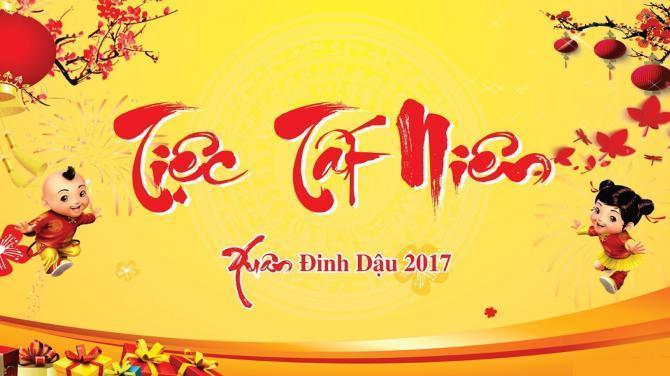 Tiệc Tất Niên Trường Thịnh Group 2017