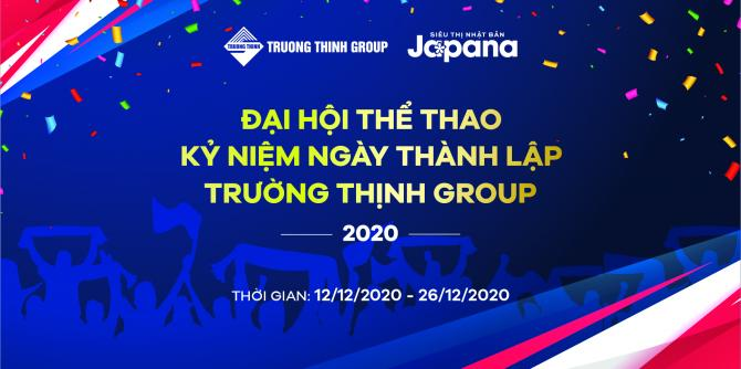 Tổng kết và trao giải Hội thao Trường Thịnh Group năm 2020